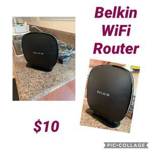 Belkin Router for Sale in Houston, TX
