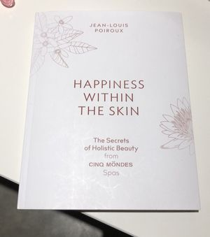 Happiness within the skin beauty book for Sale in Mill Valley, CA