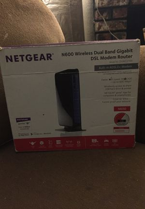 NetGear for Sale in Clovis, CA