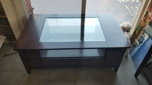 Solid Cherry Coffee Table + 2 End Tables!! for Sale in Denver, CO