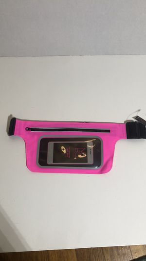 Hot Pink Nylon Accessory Belt Bag for Sale in Burton, OH