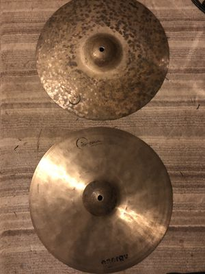 """15"""" Energy Dream Hi-Hats!! for Sale in Durham, NC"""