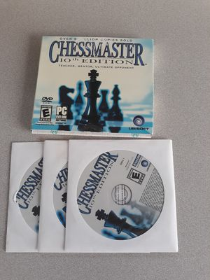 Chess Master computer game for Sale in Phoenix, AZ