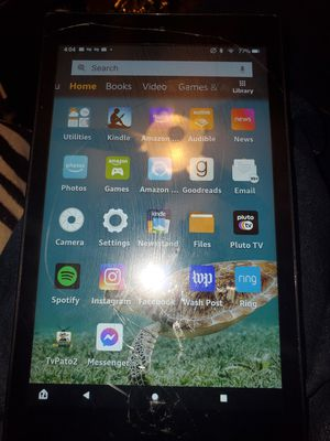 Amazon fire Hd 8th & 7th generation tablets for Sale in Broken Arrow, OK