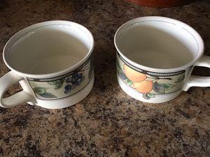 Mikasa Intaglio Cups for Sale in Sierra Vista, AZ