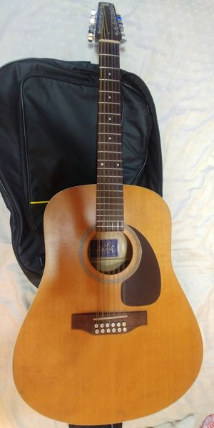 Seagull Acoustic Electric Guitar 12 String Mint for Sale in Miami Lakes, FL
