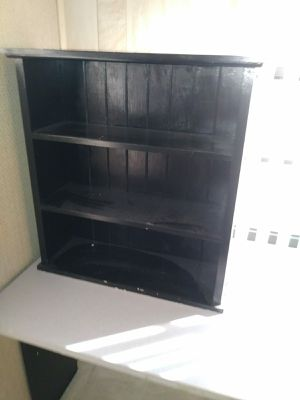 SmAll black shelf for Sale in Pembroke Pines, FL