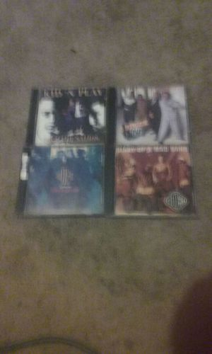 Kid n play rude boys jo decided cds and diary of a mad band for Sale in Columbus, OH