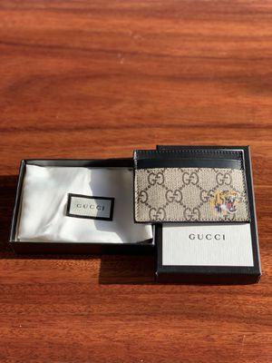 Gucci Card Wallet for Sale in Pleasanton, CA