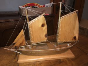 wooden boat for Sale in Columbus, OH
