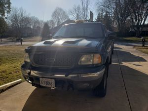 02 Ford f150 4x4 extended cab work truck for Sale in Buffalo Grove, IL