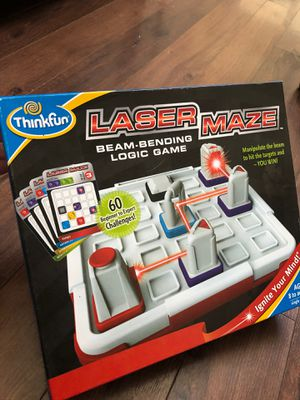 New laser maze logic game - single player - STEM, science, homeschool for Sale in AZ, US