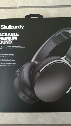 Skullcandy Bluetooth Headphones for Sale in Merced, CA