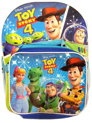 NEW! Disney Toy Story 4 Backpack set kids bag travel bag book bag Shoulder bag woody buzz lightyear Disneyland for Sale in Long Beach, CA