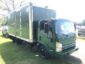 2011 Isuzu NPR Box Truck for Sale in Glen Burnie, MD