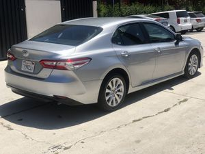 2018 Toyota Camry DOWN PAYMENT $3,500 monthly payment $350clean title for Sale in Long Beach, CA
