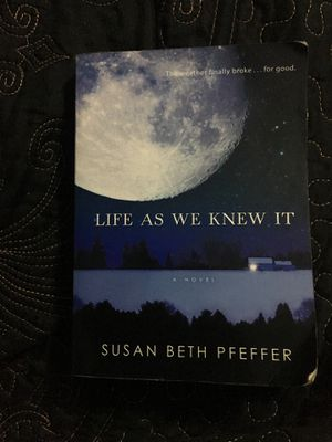 Life as we knew it by Susan bet preffer (paperback) for Sale in South Houston, TX