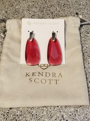 Kendra Scott Berry Aragon Earrings for Sale in Abilene, TX