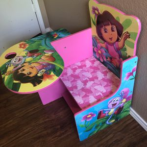 Dora chair/desk for Sale in Denton, TX