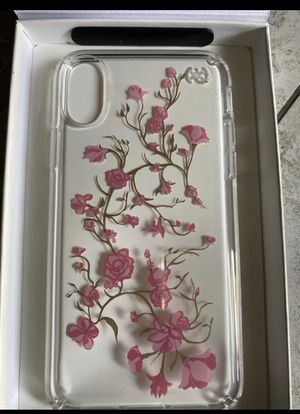 IPhone X case for Sale in Garden Grove, CA