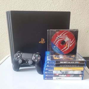 PS4 pro for Sale in Lake Worth, FL