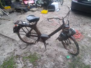 1959 vintage solex moped for Sale in Tampa, FL