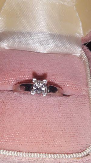 Leo diamond ring for Sale in BRUSHY FORK, WV