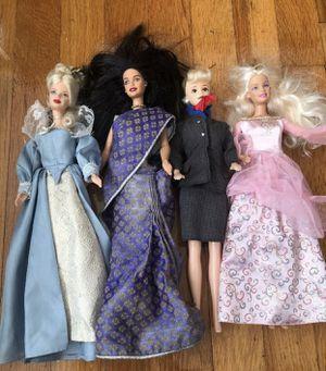 Vintage Barbie dolls for Sale in Johnston, RI