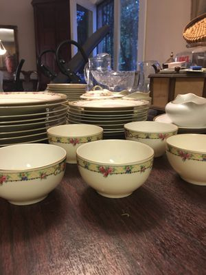 Antique China full set for 8 for Sale in Marietta, GA