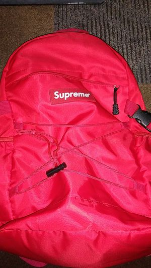 Supreme backpack for Sale in Gilroy, CA