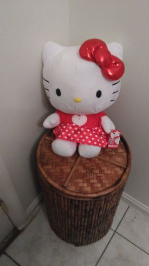 Hello Kitty Stuffed animal ...new for Sale in Decatur, GA