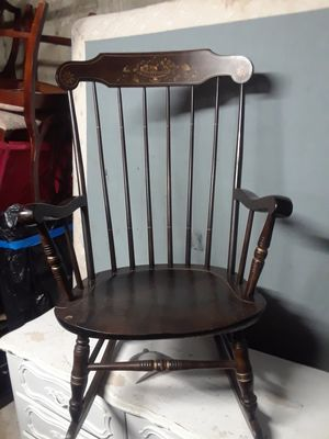 Antique rocking chair for Sale in Revere, MA