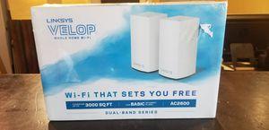 Linksys whole home wifi for Sale in Phoenix, AZ