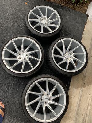 "Rims 20"" Savini black di Forza for Sale in Sudley Springs, VA"