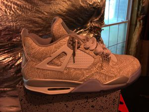 AIR JORDAN 4 RETRO 30TH SIZE 13 gently worn for Sale in Bowie, MD