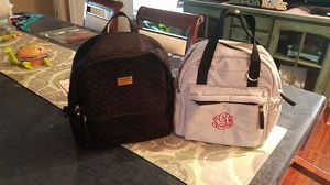 2 nice clean in new condition backpacks price for both 40 for Sale in San Antonio, TX