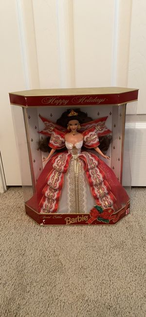 1997 Happy Holidays Barbie Doll for Sale in Taylor Lake Village, TX