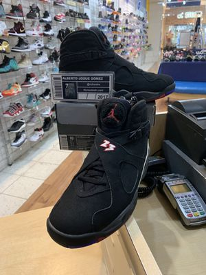Air Jordan 8 Playoff 2017 Size 10 for Sale in Kensington, MD