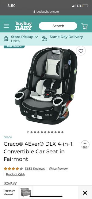 Graco car seat for Sale in West Seneca, NY