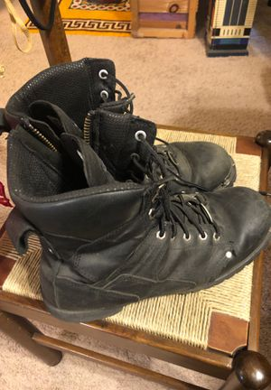Carolina work boots Men's 13 for Sale in Pittsburgh, PA
