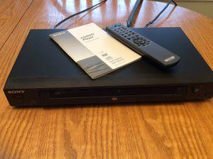 Sony DVD player for Sale in Mountlake Terrace, WA