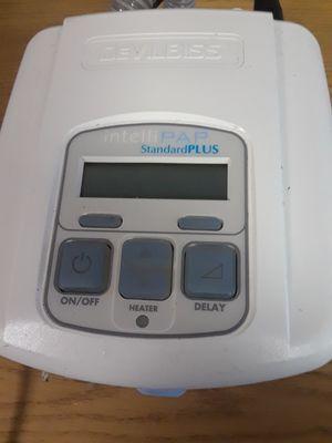 DeVibiss Intelipap adjust Sleep Apnea Machine with heated Humidifier for Sale in Chesapeake, VA
