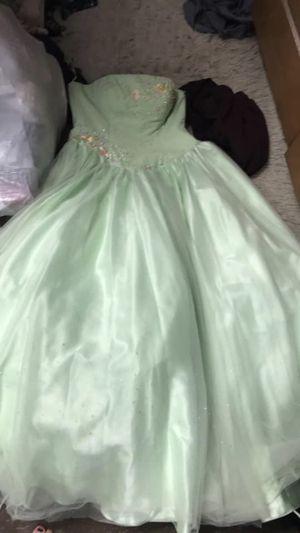 Mint Green Formal Dress for Sale in Traverse City, MI
