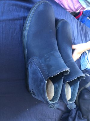 UGG Shoes Waterproof Navy Size 11.5 for Sale in San Diego, CA