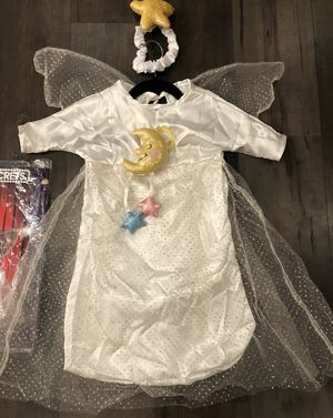 Baby Fairy Angel Halloween Costume - 0-6 Months for Sale in Tustin, CA