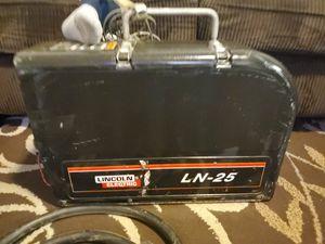 Lincoln electric LN-25 welder for Sale in Bakersfield, CA