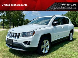 2016 Jeep Compass for Sale in Virginia Beach, VA