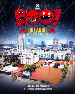 Boo! RAVE w/ Carnage & Valentino Khan! for Sale in Alafaya, FL