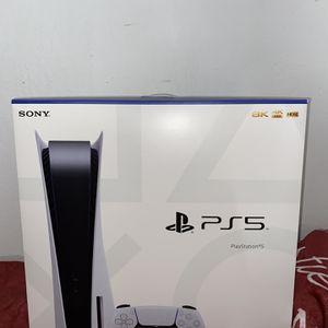 Sony PlayStation 5 PS5 Disk Edition for Sale in Pacifica, CA