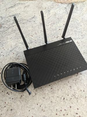 Asus RTN66U RT-N66U router for Sale in Lyons, IL